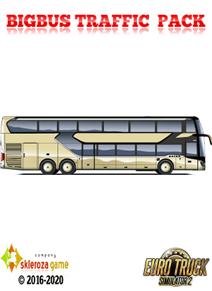 BigBus Traffic pack V-1.6.6