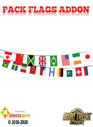 Pack Flags Addon V-2.2.5