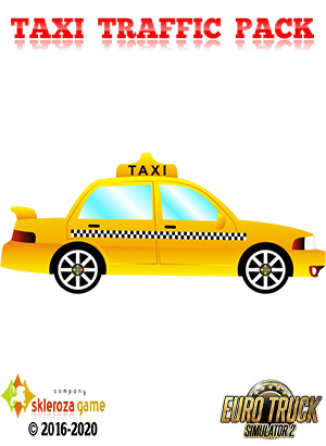 Taxi Traffic Pack V-1.5.5